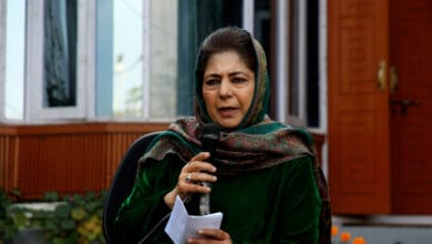 Photo of Mehbooba Mufti: India is interested in the territory of Kashmir, not its people