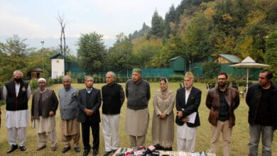 Photo of J&K People's Alliance to be led by Farooq Abdullah