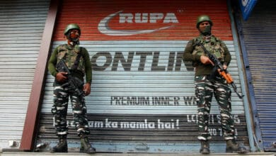 Photo of Shutdown in Kashmir over protests on new land laws