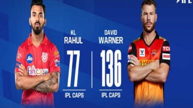 Photo of IPL 2020: SRH win toss, opt to field first against KXIP