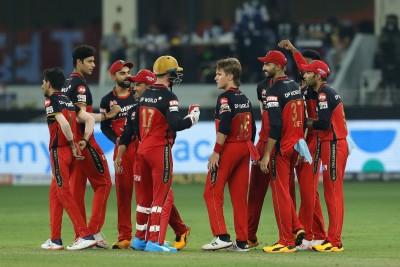 IPL 2020: RCB moves into top three after thrashing KKR