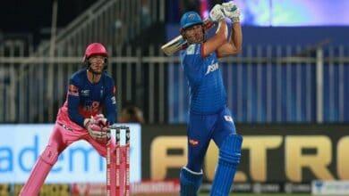 Photo of IPL: Delhi Capitals set target of 185 runs for Rajasthan Royals
