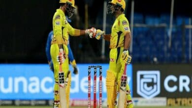 Photo of IPL: Rayudu, Jadeja power CSK to 179 against Delhi Capitals