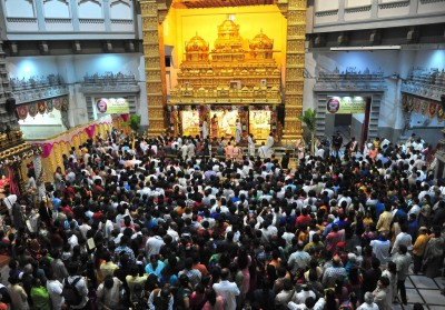 ISKON temple in B'luru to reopen from Monday