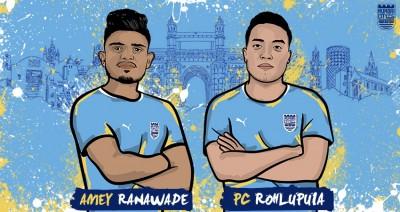 ISL: Mumbai City FC sign young duo of Ranawade & Rohlupuia