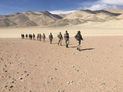 ITBP gets nod to set up 47 new outposts on India-China border
