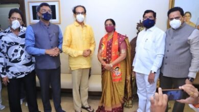 Photo of Independent MLA who allied with BJP joins Shiv Sena