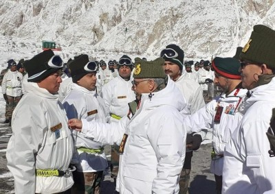 India buying winter clothing from US, Europe for troops in Ladakh