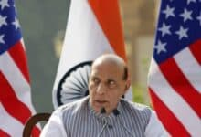 Photo of India challenged by China's 'reckless aggression' on borders: Rajnath