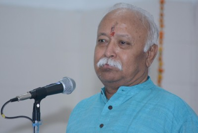 India set an example of being social capital during Covid: Mohan Bhagwat
