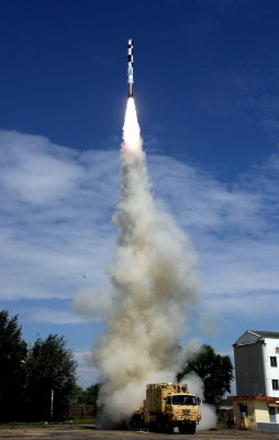 India successfully test fires Brahmos missile form navy ship