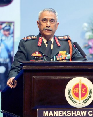 Indian Army Chief General Naravane to visit Nepal on Nov 4