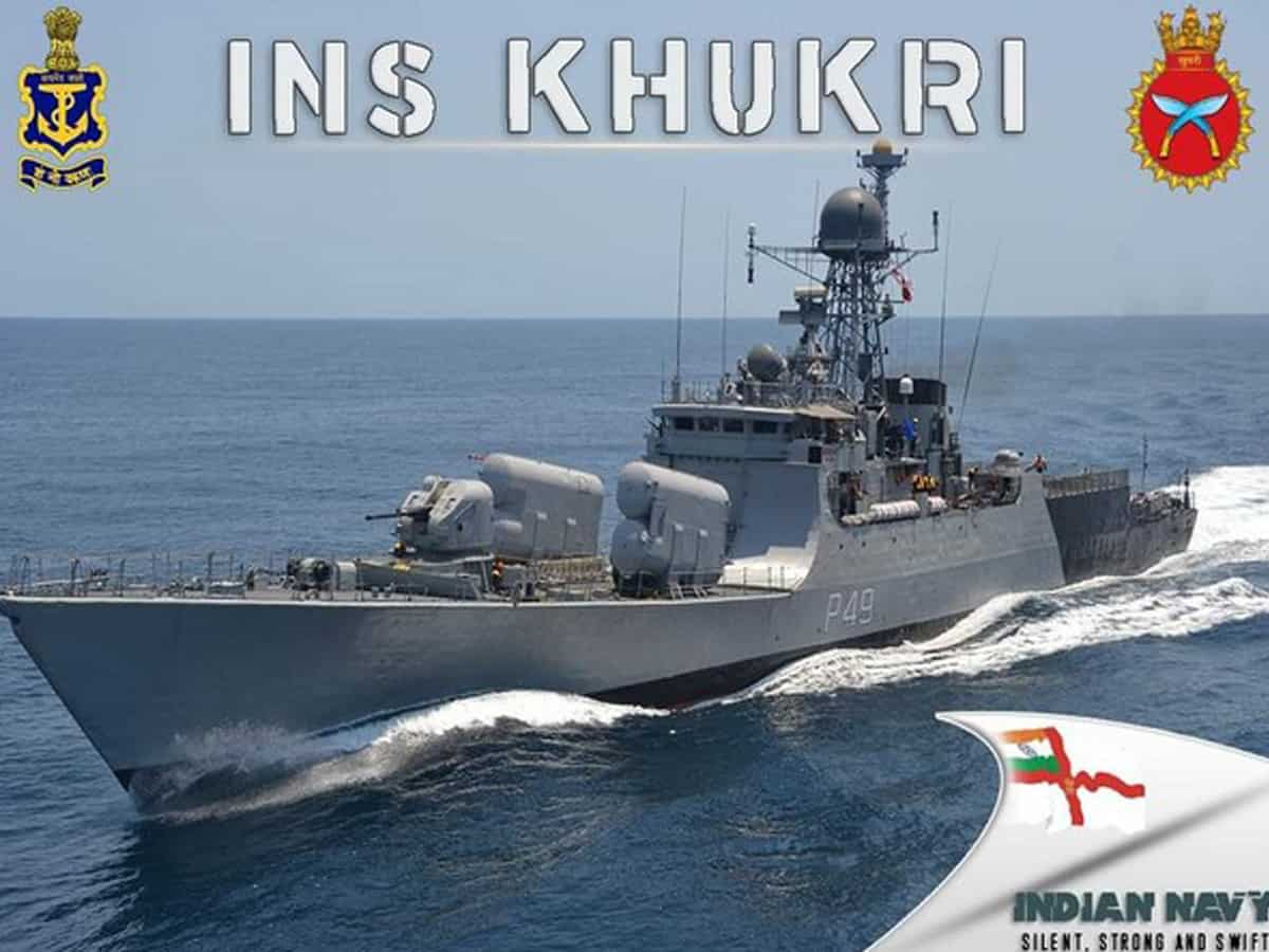 Navies of India, Bangladesh to hold Bilateral Exercise tomorrow