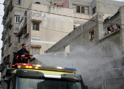 Israel's Covid-19 cases reach 298,500