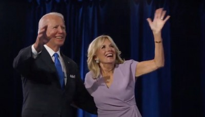 Joe Biden, wife test negative for Covid-19