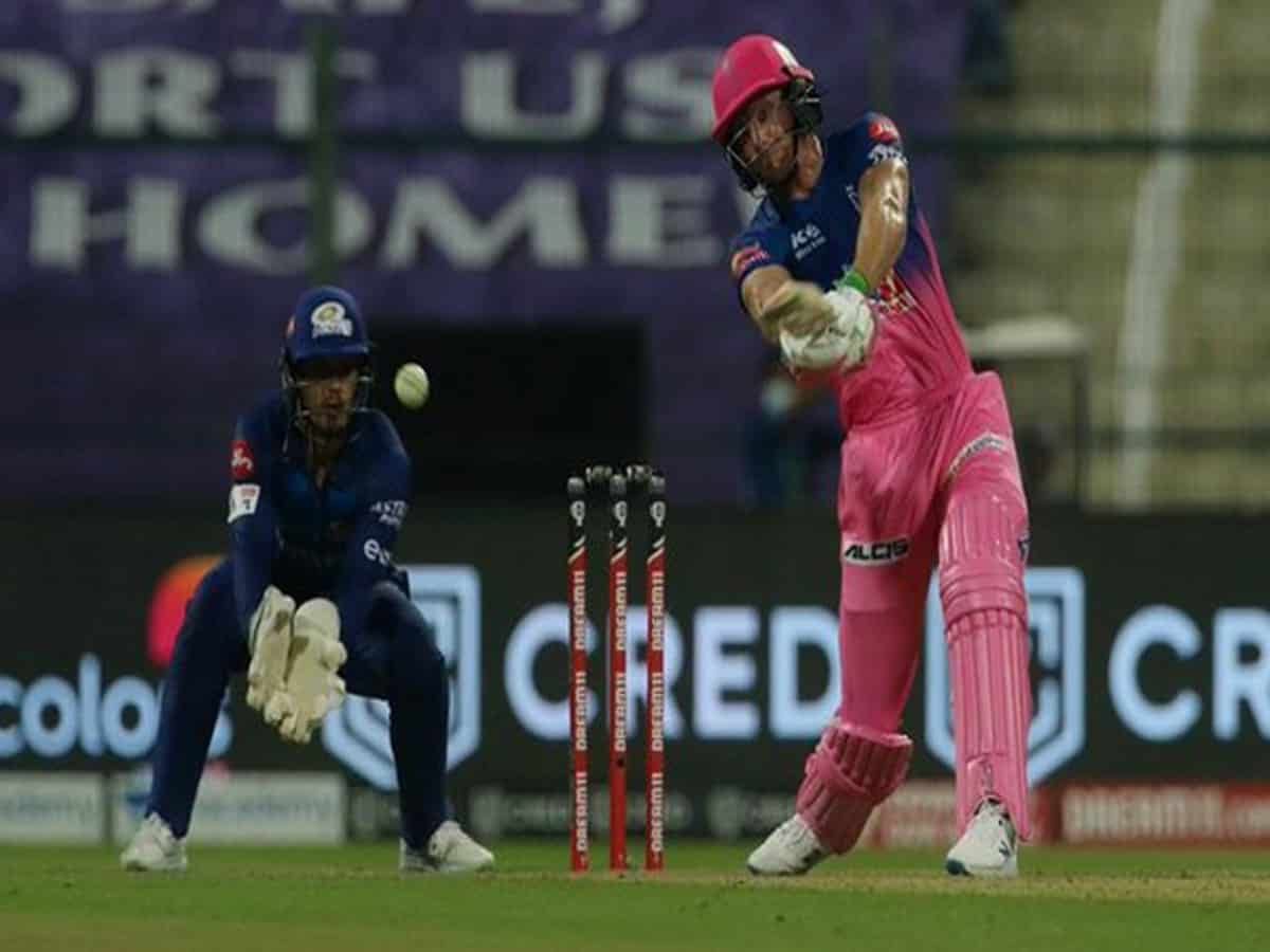 Jos Buttler: Frustrating defeat against MI but love playing in IPL