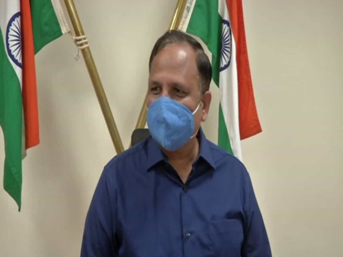 COVID-19 testing strategy changed in Delhi: Satyendar Jain