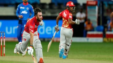 Photo of IPL 2020: Pooran, Maxwell guide KXIP to a five-wicket win over DC