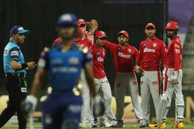 KXIP crowned kings after beating MI in 2nd Super Over (Ld)