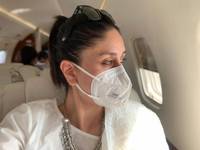 Kareena reminds fans to wear mask