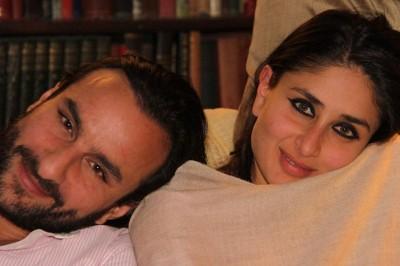 Kareena's mushy note for hubby Saif on 8th wedding anniversary