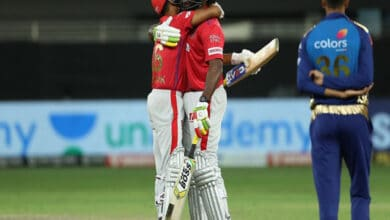 Photo of IPL 2020: KXIP hold nerve to beat MI in 'double' Super Over
