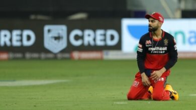 Photo of Kohli becomes third Indian to hit 200 sixes in IPL
