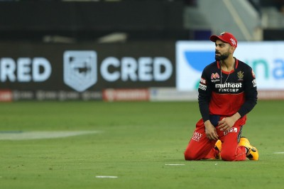 Kohli becomes third Indian to hit 200 sixes in IPL