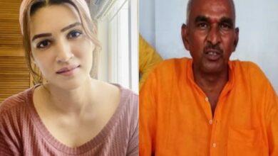 Photo of Kriti Sanon slams BJPMLAafter he expresses views on Hathras incident