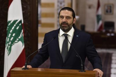 Lebanese PM-designate vows to form cabinet quickly