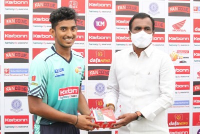 Legends XI, Champions XI win in Andhra T20 cricket
