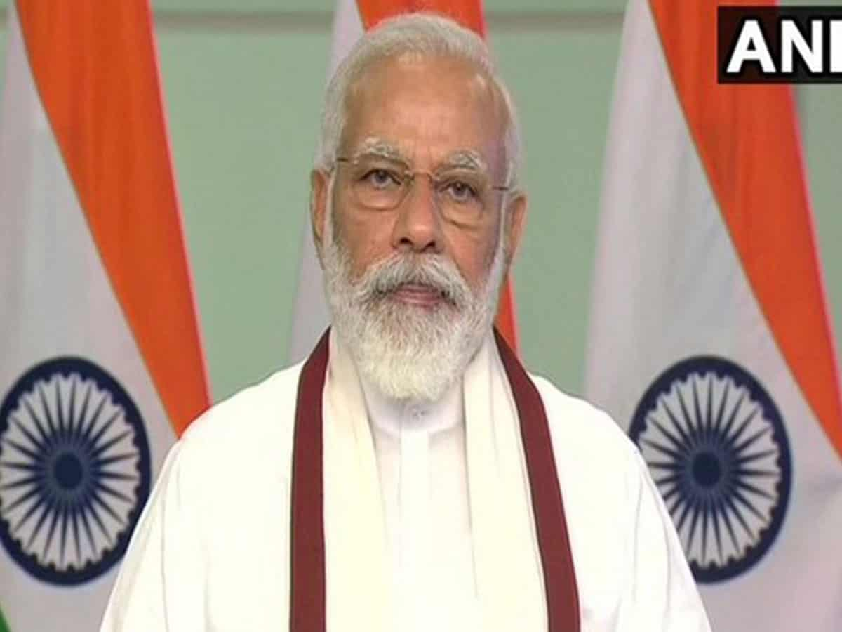 PM pays tributes to Baba Banda Singh Bahadur on his birth anniversary