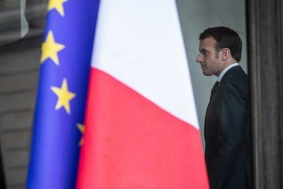 Macron condemns 'Islamic terrorist attack' in Paris