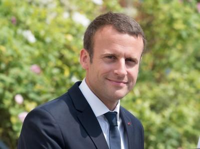 Macron pays tribute to beheaded teacher