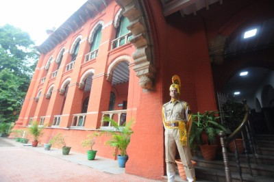 Madras HC judge turns emotional over plight of govt school students
