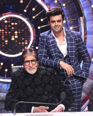 Maniesh Paul: Amitabh Bachchan continues to inspire me