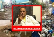 Photo of Dr. Maqdoom Mohiuddin: Preventive measures after Floods