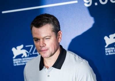 Matt Damon is not a car person