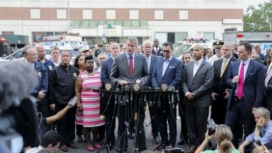 Photo of Mayor asks New Yorkers to stay home for holidays to protect against COVID-19