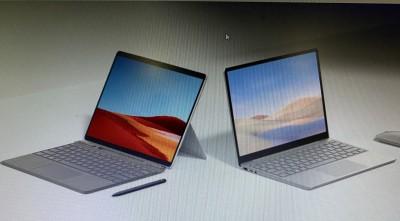 Microsoft unveils Surface Laptop Go, new Surface Pro X variant
