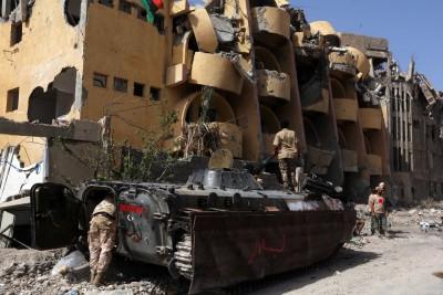 Military mobilization around Sirte threatening 125,000 Libyans: UN