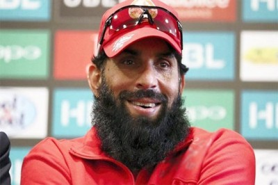Misbah steps down as Pakistan's chief selector