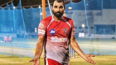 Photo of Mohammad Shami undergoes cupping therapy, shares photo