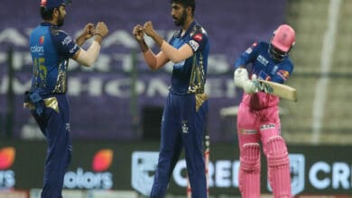 Photo of IPL 2020: MI defeat RR by 57 runs