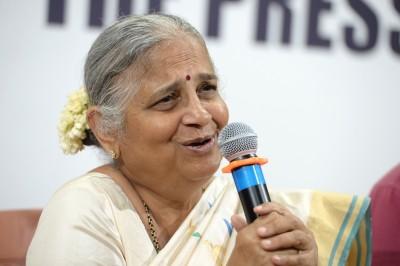 Mysore varsity confers honorary doctorate on Sudha Murthy