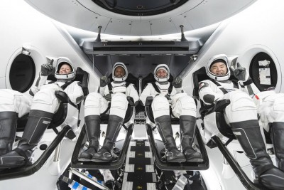 NASA targets Nov 14 for launch of SpaceX Crew-1 mission