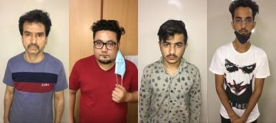 NCB cracks Afghan heroin trafficking module, 4 held