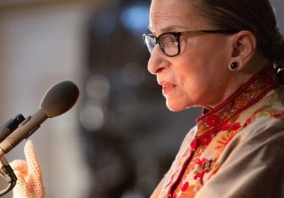 NY sets up commission to oversee creation of Ginsburg statue