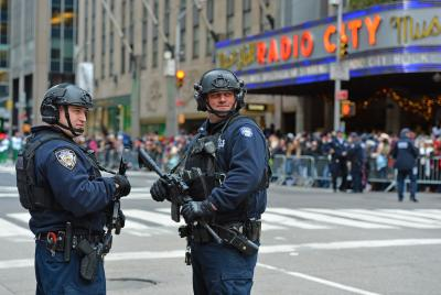NYC shooting incidents spiked 127% in September