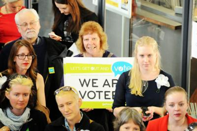 NZ residents urged to vote in upcoming polls